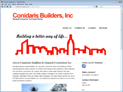 Conidaris Builders