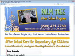 Palm Tree After School Program